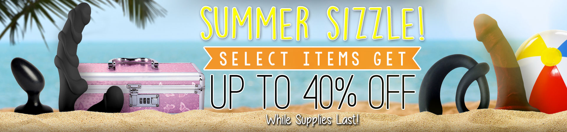 Shop Our Summer Sizzle Clearance. Up To 40% Off - These Deals Won't Last!